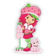 Strawberry Shortcake & Cupcake with Dress Form