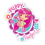 Puppy Perfect Wall Badges