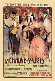 La Chauve-Souris (Die Fledermaus)