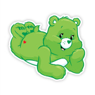 Care Bears Good Luck Bear Relaxing