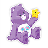 Care Bears Share Bear Holding A Star