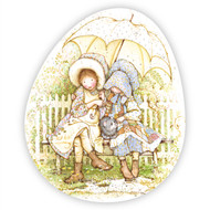 Holly Hobbie Classic Umbrella