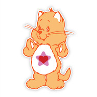 Care Bears Proud Heart Cat