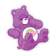 Care Bears Happy Best Friend Bear