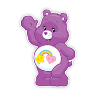 Care Bears Best Friend Bear Wave