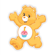 Care Bears Birthday Bear Run