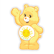 Care Bears Funshine Bear Wave