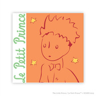 Le Petit Prince Wall Square Orange