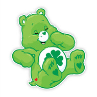 Care Bears Good Luck Bear Happy