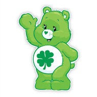 Care Bears Goodluck Bear Wave