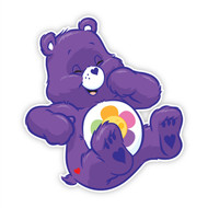 Care Bears Harmony Bear Happy