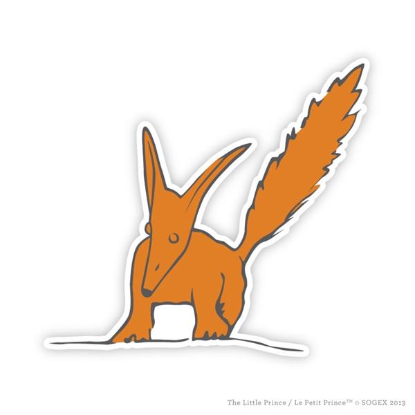 The Little Prince S Fox Iii Walls 360