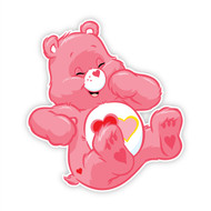 Care Bears Love A Lot Bear Happy