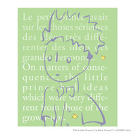 Le Petit Prince 'On Matters of Consequence'