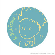 Le Petit Prince Wall Badge Light Blue