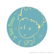 Le Petit Prince Wall Badge Light Blue