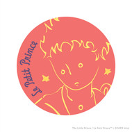 Le Petit Prince Wall Badge Pink
