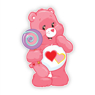 Care Bears Love-a-Lot Bear Lollipop