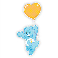 Care Bears Bedtime Bear Heart Balloon