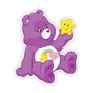 Care Bears Best Friend Bear Star