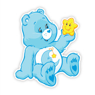 Care Bears Bedtime Bear Holding a Star