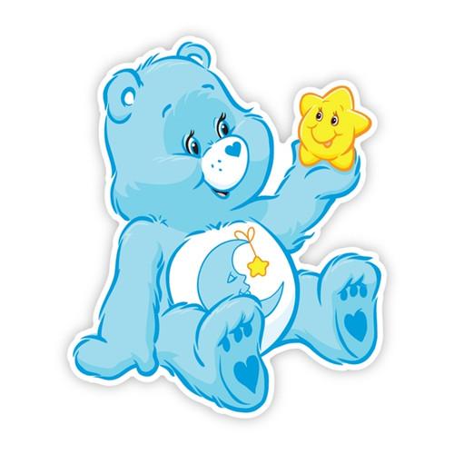 Care Bears Bedtime Bear Holding a Star - Walls 360