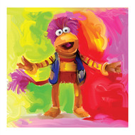 Fraggle Rock Gobo Pop Art