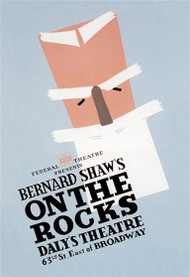 On The Rocks by Bernard Shaw