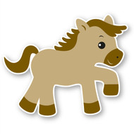 Paddleduck Wall Decals: Harry Horse