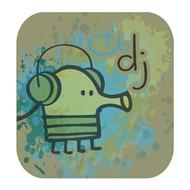 Doodle Jump Wall Badge: Club DJ II