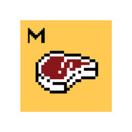 M is for Meat