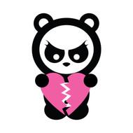 Angry Panda: Heart Breaker