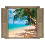 Window Views Beach