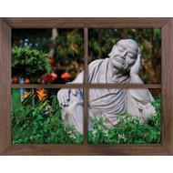 Window Views Buddha