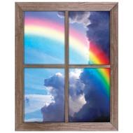 Window Views Rainbow Two