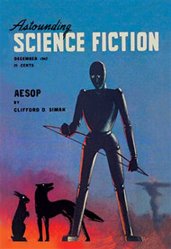 Astounding Science Fiction December 1947