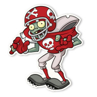 Plants vs. Zombies: Football Zombie