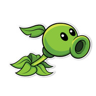 Plants vs. Zombies: Peashooter III