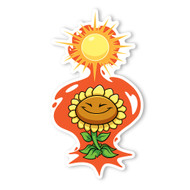 Plants vs. Zombies: Sunflower Sun