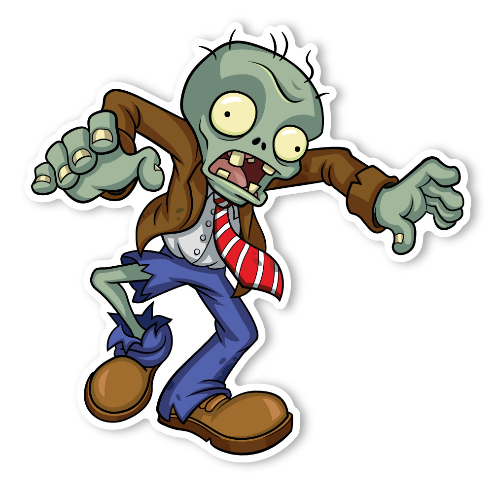 Plants vs. Zombies: Zombie III - Walls 360