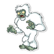 Plants vs. Zombies: Zombie Yeti V