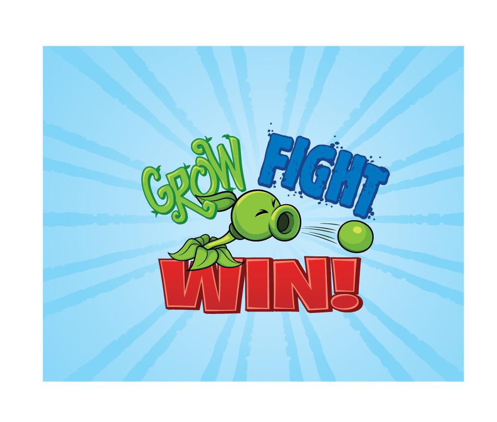 Plants vs  Zombies: Grow Fight Win Peashooter