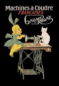Machines a Coudre Gnome et Rhone