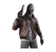 Battlefield Hardline Street Enforcer 3/4 Character Cutout