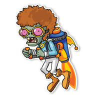 Plants vs. Zombies 2: Disco Jetpack Zombie