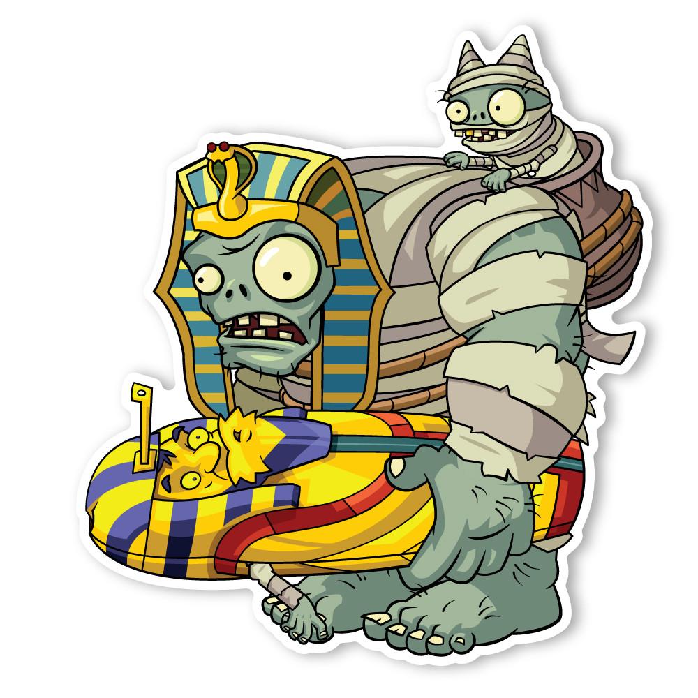 Plants vs  Zombies 2: Mummified Gargantuar 2