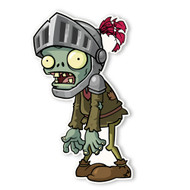 Plants vs. Zombies 2: Knight Zombie