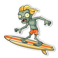 Plants vs. Zombies 2: Surfer Zombie