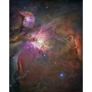 Hubble Shoots Sharpest View of the Orion Nebula