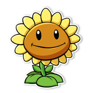 Plants vs. Zombies 2: Sunflower B